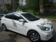 Свадебный авто с водителем  в прокат