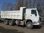 Самосвалы- Хово  Howo в Омске ,  6х4 25 тонн ,  2300000 руб в наличии.,