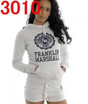 iciceshop-Franklin Marshall Woman summer Pants