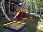 Детские игровые площадки - спортивные комплексы